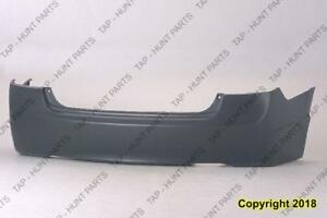Bumper Rear Primed Sedan 1.8L CAPA Honda Civic 2006-2011