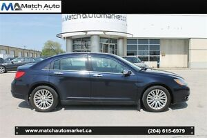 *Safetied* 2012 Chrysler 200 Limited *Command Start* *Nav*