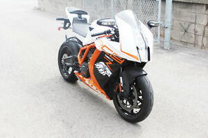 2013 KTM 1190 RC8 R for sale!!