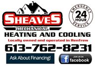 Free Installation* of new central air conditioning