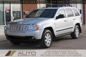 2008 Jeep Grand Cherokee ** 4x4 ** DIESEL ** LEATHER**