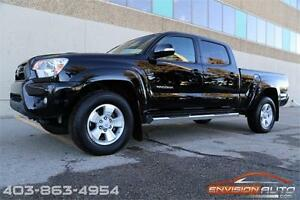 2014 TOYOTA TACOMA V6 TRD SPORT DOUBLE CAB LONG BOX 4WD