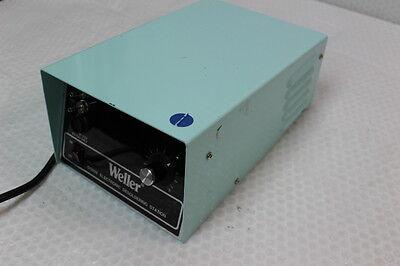 4091 Weller Ds800 Electronic Desoldering Station