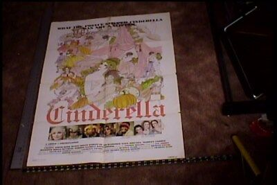 CINDERELLA ADULT VERSION ORIG MOVIE POSTER SEXPLOITATION (Cinderella Adult Version)