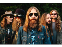 1 x Ticket BLACKBERRY SMOKE at CAMDEN ROUNDHOUSE LONDON on Tuesday 28 March