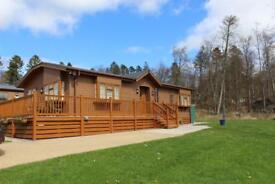2014 Prestige Reprise Park Home at Percy Wood Country Park, Northumberland