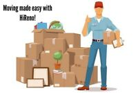 GTA Moving services (residential and commercial)