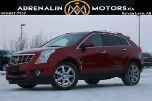 2011 Cadillac SRX Turbo-Charged!!
