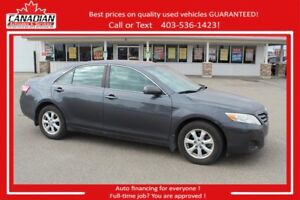 2011 Toyota Camry LE LOW KMS REDUCED $2000 to $10900