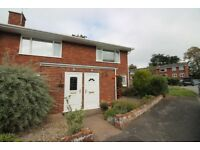 EVERYBODY WANTS TO LIVE IN TOPSHAM.... Spacious 2 bed, modern maisonette with on street parking.