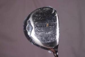 Power Bilt 285cc Golf Driver Right-Handed NEW!