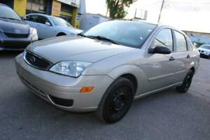 2007 Ford Focus SE,AUTOMATIC,AIR CLIM,LOCKS. VERY CLEAN,A1