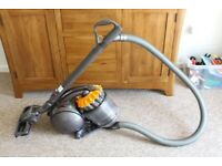 Dyson DC39 Pull-Along/Cylinder Type, Fully Serviced All Floors, Including pets Delivery Available