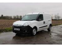 2016 Vauxhall Combo 2300 1.6 CDTI 16V H1 L2 - AUTOMATIC VAN - **FREE DELIVERY**