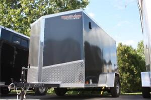 2018 DISCOVERY 6X10 PRO SERIES ENCLOSED TRAILER