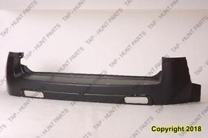 Bumper Rear Upper Primed Without Redline Package Capa Saturn Vue 2006-2007