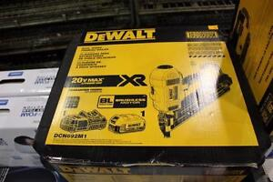 Auction of Brand new Tools Tuesday!! Dewalt, Bosch, Milwaukee + More!!
