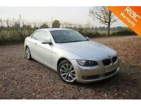 BMW 3 SERIES 335i SE Step Auto (silver) 2007