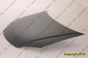 Hood Sedan/Coupe/Hybrid CAPA Honda Civic 2004-2005