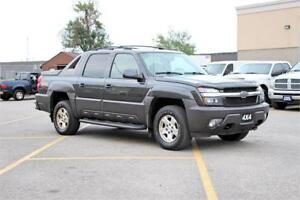 2004 Chevrolet Avalanche 4X4 Loaded|NAV|Certified|2 Year W