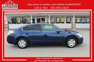 2011 Nissan Altima 2.5 S LOW KMS LIKE NEW FINANCING FOR ALL!