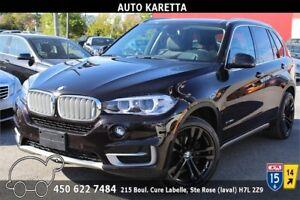 2014 BMW X5 35D (DIESEL) NAVIGATION,CAMERA,XENON,TOIT,GARANTIE