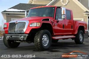 2008 INTERNATIONAL XR025 MXT 4X4 MVU NAVISTAR \ MILITARY XTREME!