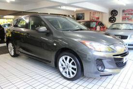 Mazda Mazda3 1.6 ( 105ps ) 2012MY Tamura