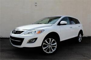 2011 MAZDA CX-9 GT | NAV | AWD | CERTIFIED | 3RD ROW SEATING