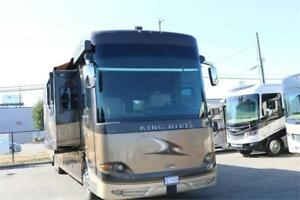 2010 KING AIRE 4572 CLASS A