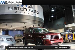 *Safetied* 2008 Jeep Liberty Sport *4WD* *AC* *Clean Title*