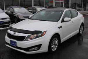 2013 Kia Optima LX PANORAMIC ROOF BLUETOOTH,AUX,NO ACCIDENTS