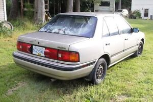 Your old Mazda 323 or Protege