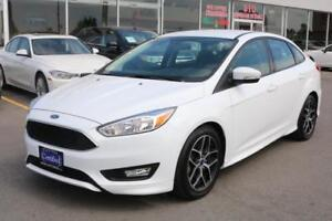 2016 Ford Focus SE CAMERA,BLUETOOTH,AUX,NO ACCIDENTS,1-OWNER,