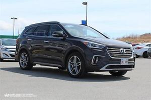 2017 Hyundai Santa Fe XL Limited! LEATHER! NAV! SUNROOF! AWD