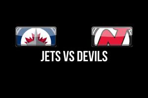 WINNIPEG JETS vs. NEW JERSEY DEVILS (P6 upper bowl pair tickets) 3045cbc56