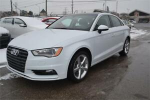2015 Audi A3 1.8T Komfort Leather Sunroof No Accident