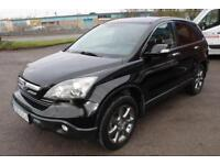 LHD 2010 Honda CR-V ES 2.2 i-CTDi 4x4 Manual UK REGISTERED
