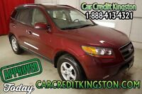 2008 Hyundai Santa Fe GL 3.3L V6 AWD at