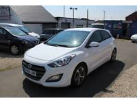 LHD 2016 Hyundai i30 1.6 Diesel Automatic 5 Door SPANISH REGISTERED