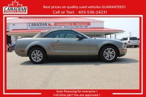 2005 Ford Mustang GREAT SHAPE. LOW KMS! 179.50/SEMI-MONTHLY OAC