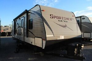 2017 K-Z Sportsmen LE Travel Trailer