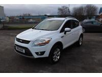 LHD 2011 Ford Kuga 2.0 TDCI Titanium Manual UK REGISTERED
