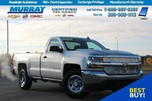 2016 Chevrolet Silverado 1500 WT Regular Cab *REAR CAMERA,LOCKIN