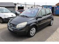LHD 2006 Renault Megane Scenic 1.9 DCi 5 Door French Registered