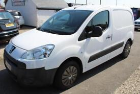 LHD 2010 Peugeot Partner 1.6HDI VAN 3 Door UK REGISTERED