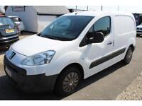 LHD 2010 Peugeot Partner 1.6HDI VAN 3 Door UK REGISTERED
