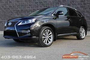 2015 LEXUS RX350 AWD TOURING SPORT DESIGN \ ONLY 79,000 KMS!