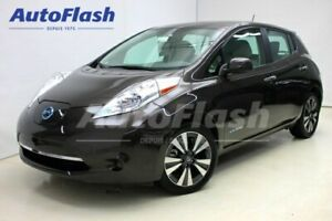2016 Nissan Leaf SV *Quick-Charge* Cuir/Leather *GPS/Camera *