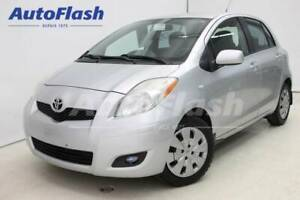2009 Toyota Yaris Hatchback Manuel *Miroir-Electric-Mirror *Clea
